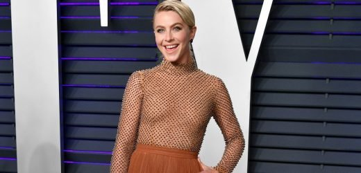 Julianne Hough Loves These Essential Oils and They're 100% Natural