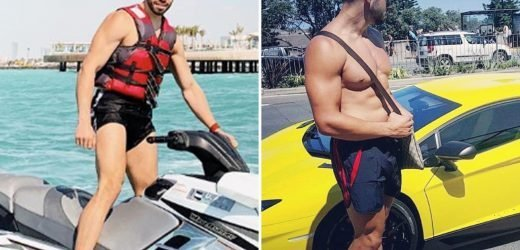 Jet-setting millionaire, 26, is looking for a 'personal assistant' who will be paid a £28k salary to travel and stay in luxury hotels for free with him