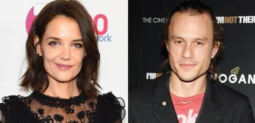 Katie Holmes Almost Played Heath Ledger's GF in '10 Things I Hate About You'