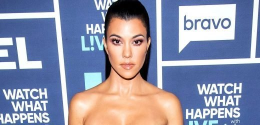 Kourtney Kardashian Is Launching a Lifestyle Site With a Very Memorable Name