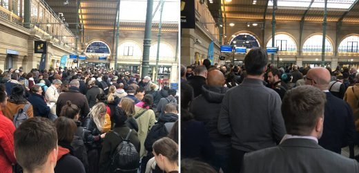 Eurostar chaos as French customs workers strike over Brexit sparking massive queues and travel misery for thousands
