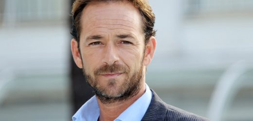 'Buried Among The Stars!' Inside Luke Perry's 'Grand Send Off' Funeral