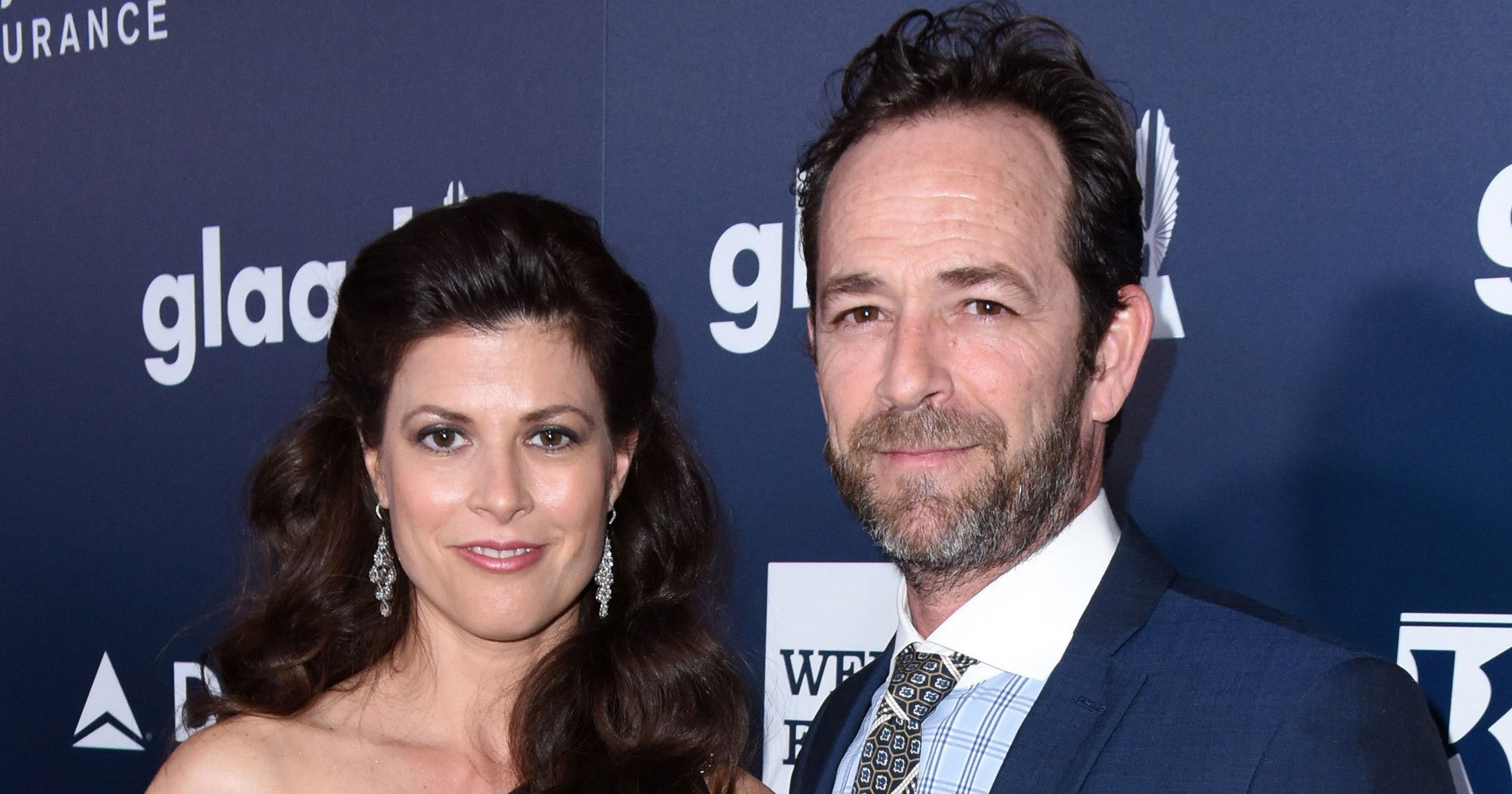 Luke Perry's Fiancee Pays Tribute After His Death: He Was 'An Extraordinary Man'