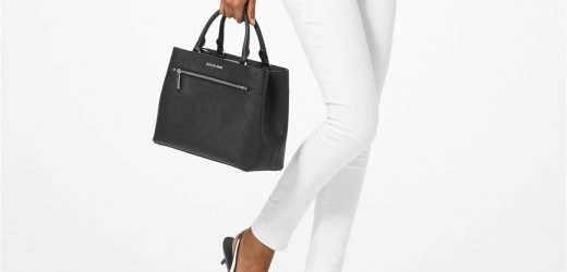 This Michael Kors Bag Is on Sale for 60% Off in Four Gorgeous Colors!