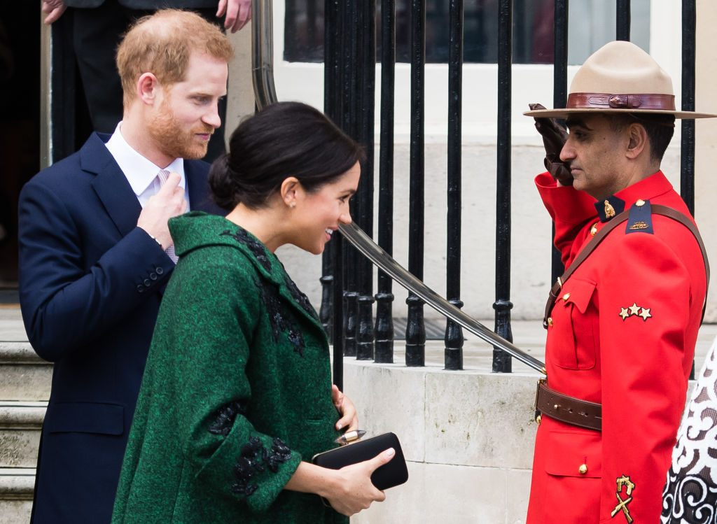 A Look Inside Meghan Markle's Clean, Green Pregnancy