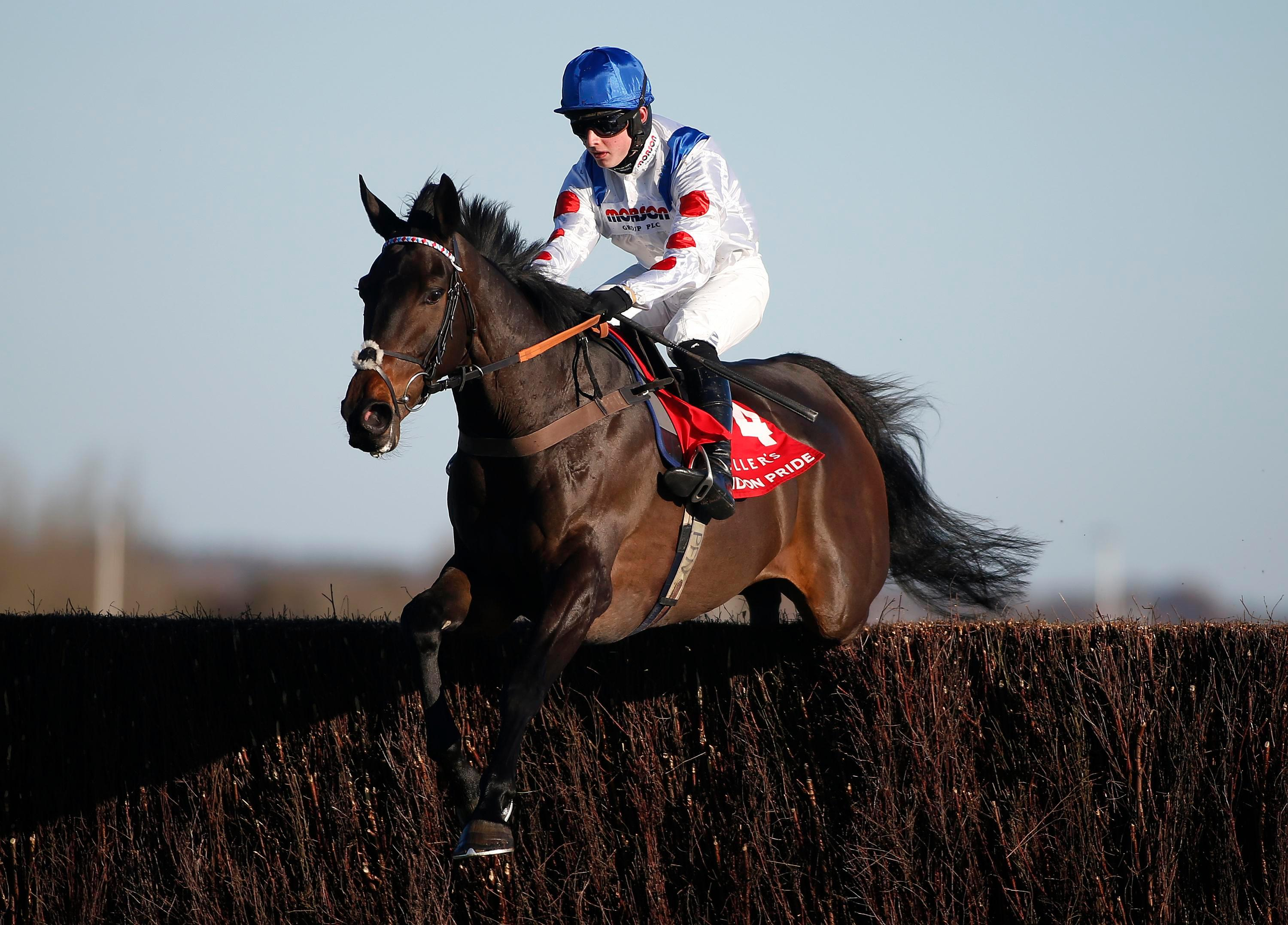 Gold Cup fifth Clan Des Obeaux has Aintree option along with Paul Nicholls' Topofthegame