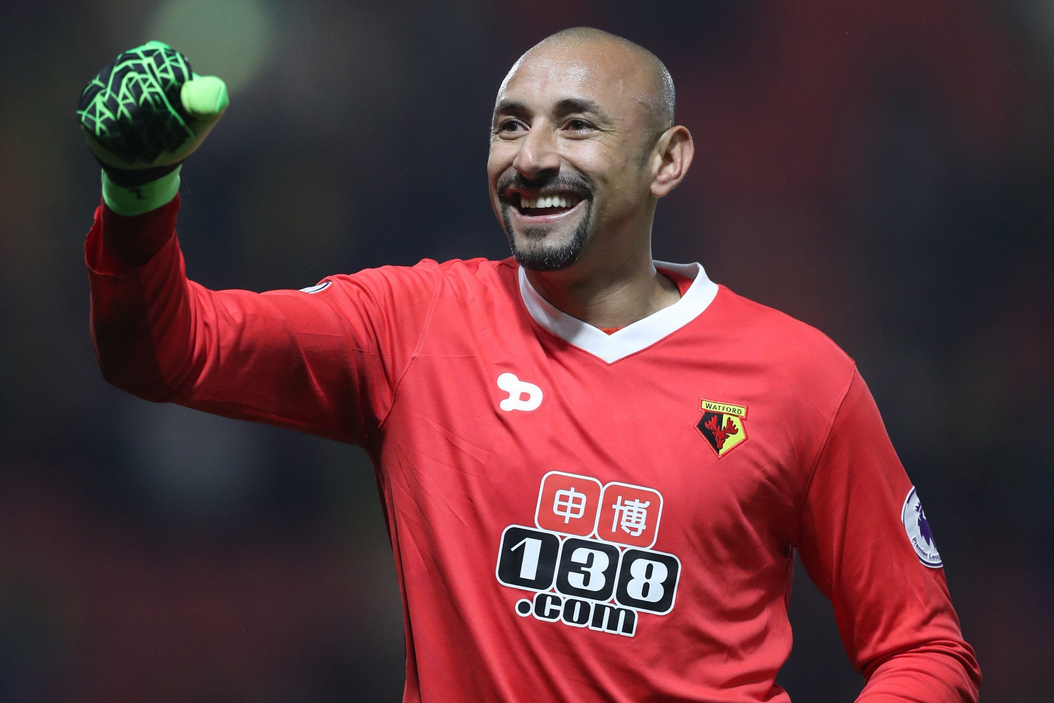 Watford keeper Heurelho Gomes gets 'call up from God' to become pastor when he retires this summer