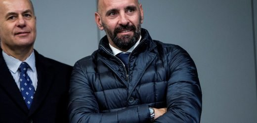 Arsenal blow with Sevilla in talks with Monchi for their sporting director role