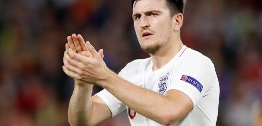 Czech striker Vydra labels Maguire as England weak link ahead of Euro 2020 qualifier
