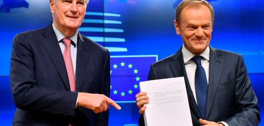 EU say we're still on course for No Deal despite MPs slapping it down