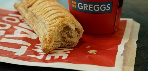 Greggs to offer restaurant dining as vegan sausage roll helps bakers top £1BILLION in sales