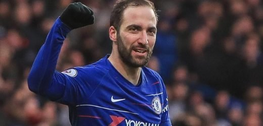 Juventus in desperate hunt for new Higuain buyer as Chelsea face transfer ban