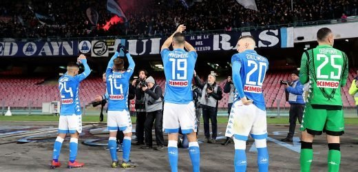 Napoli vs Juventus live stream, TV channel, team news, and kick off time for Serie A fixture