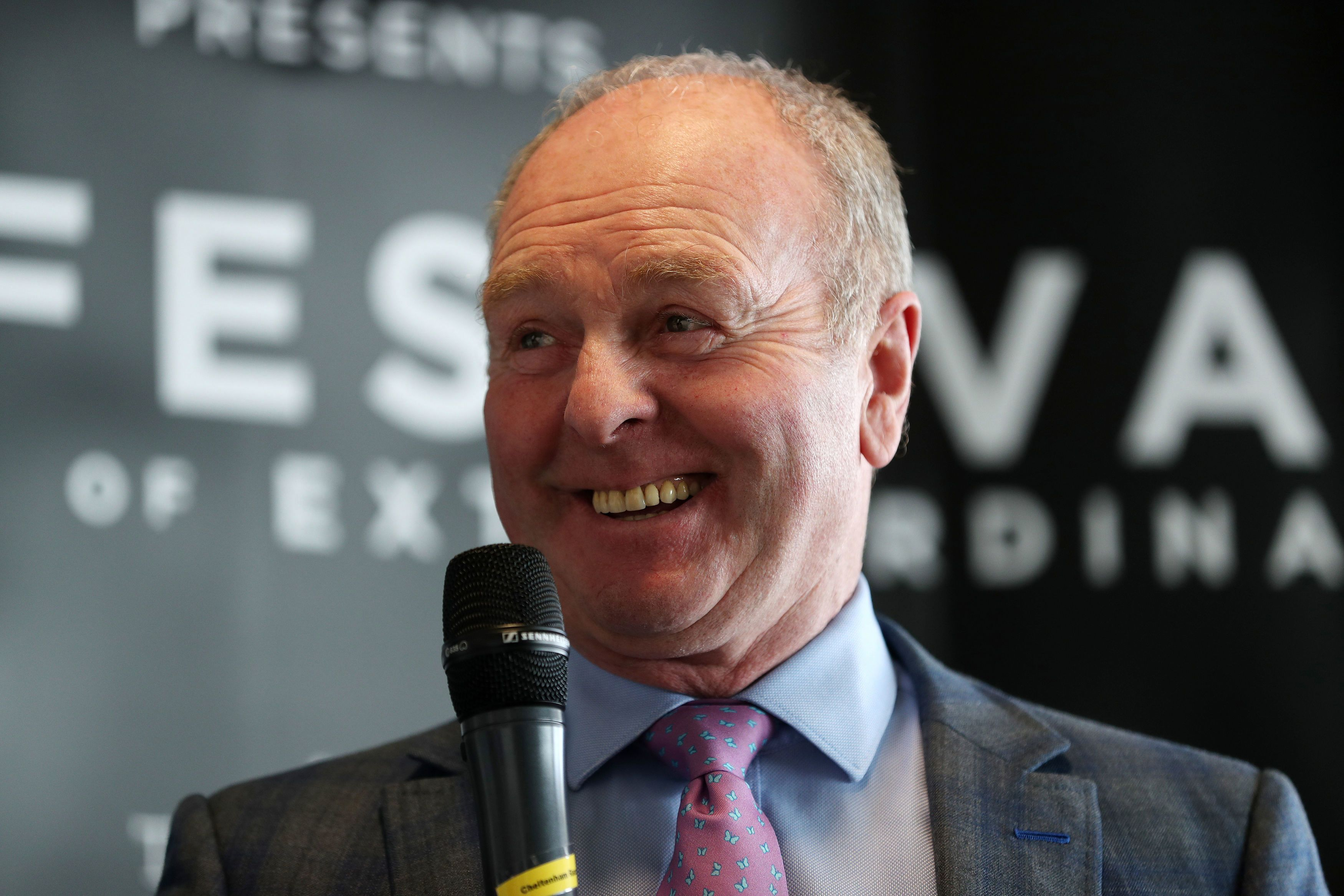 Cheltenham Festival: Jonjo O'Neill talks to Dave Kidd about what it means to train and ride a Festival winner