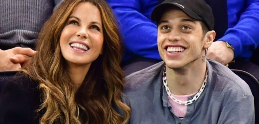 Pete Davidson hits back at critics of relationship with Kate Beckinsale as he defends 20 year age gap