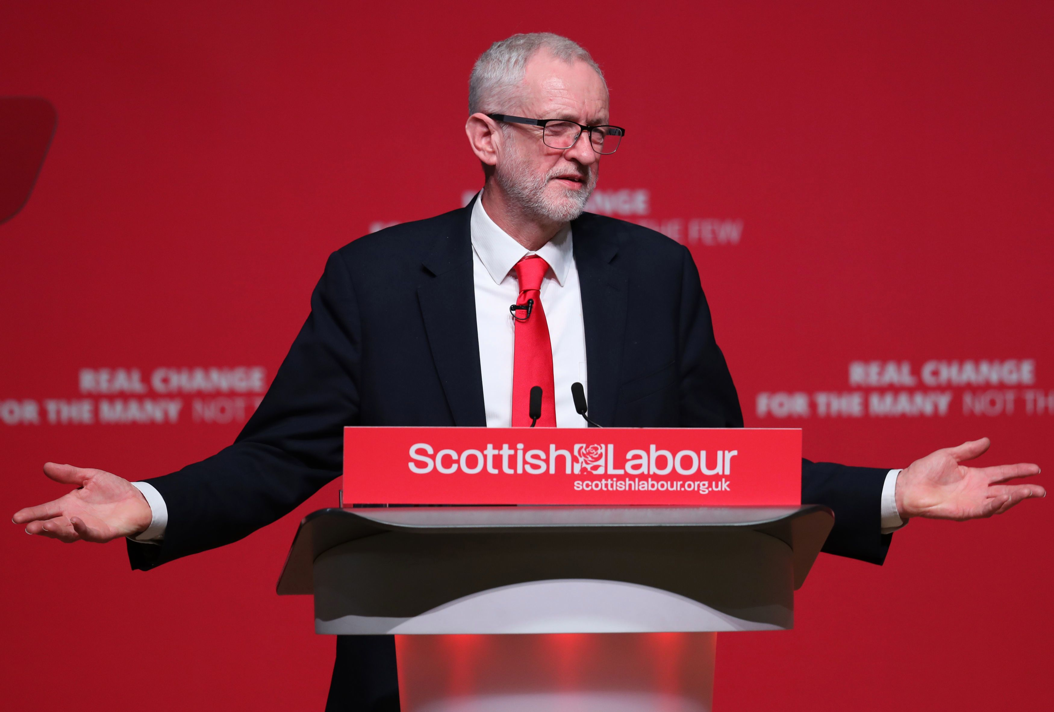 Jeremy Corbyn suffers blow as Labour peer rejects chance to rule over anti-Semitism complaints