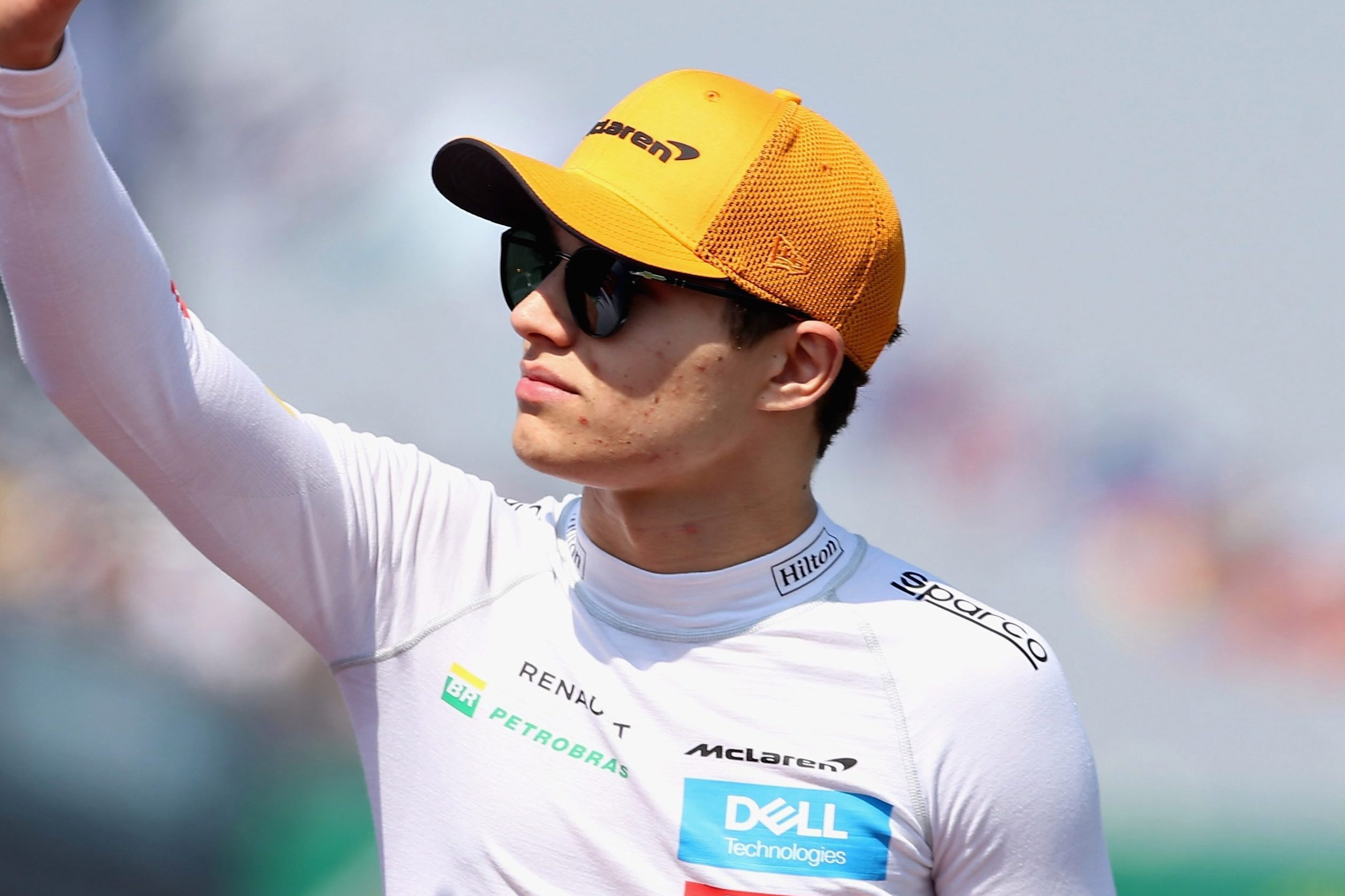 Lando Norris apologises to McLaren after failing to score any points on F1 debut