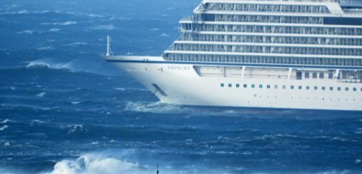 Norway cruise ship accident – what happened to the stranded Viking Sky cruise ship?