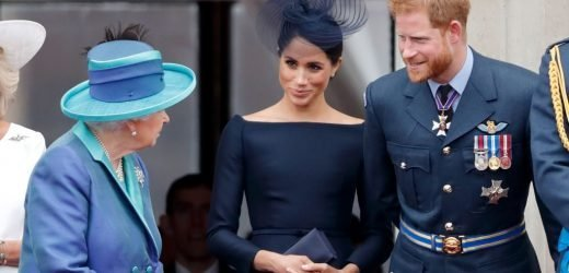 Prince Harry and Meghan Markle Allegedly Pushed the Queen's Buttons With This Request