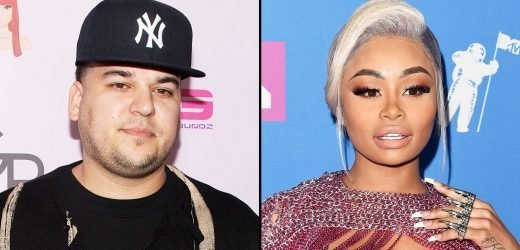 Rob Kardashian Denies Reports Blac Chyna Is Trying to Get Back With Him