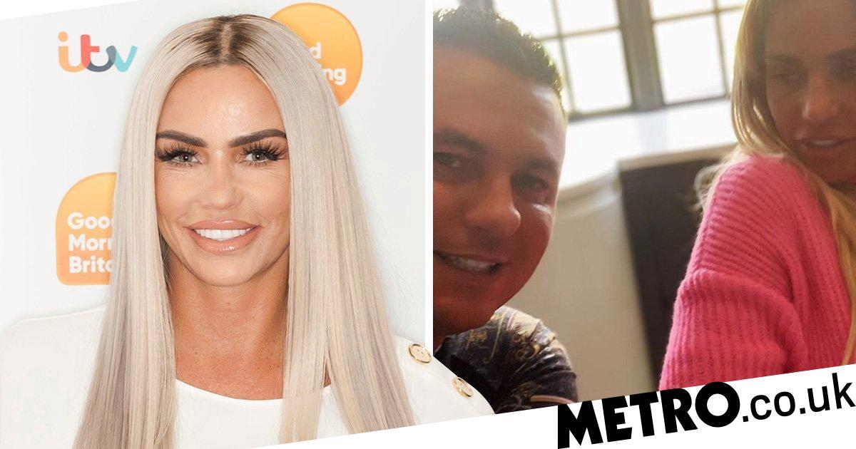 Katie Price trainer says she's 'far from Jordan' after going to 'hell and back'
