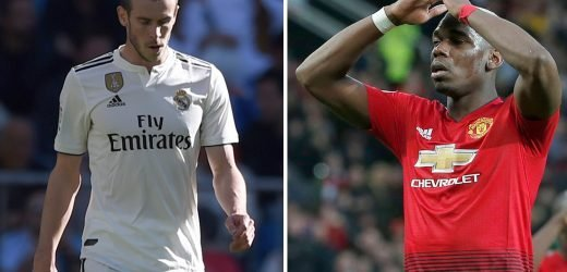 Pogba not for sale at any price even though it threatens Bale swap transfer for Man Utd