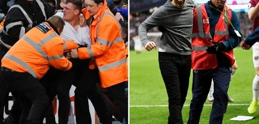 FA launch investigation after three more pitch invasions over weekend