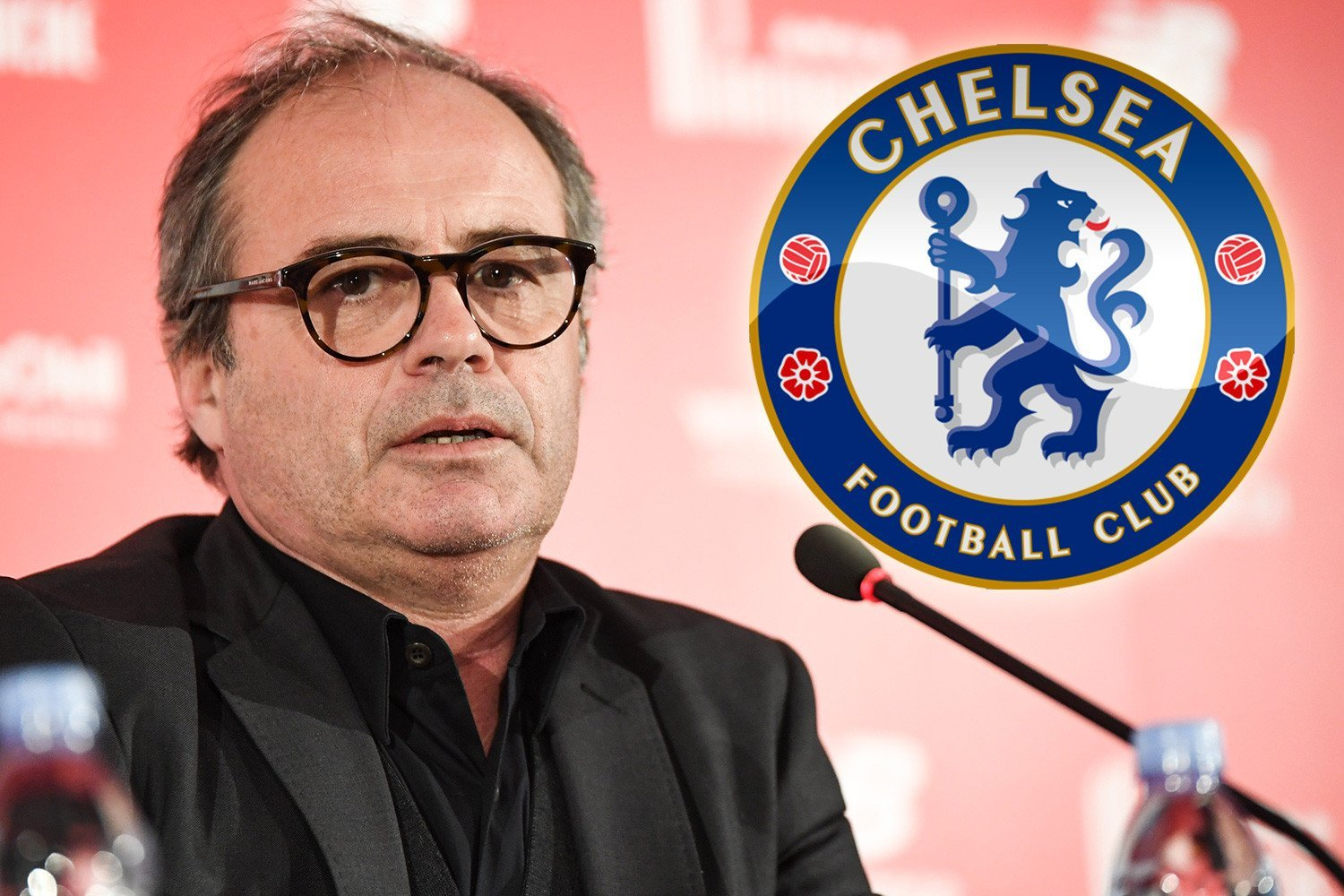 Chelsea in talks with Luis Campos at Lille about sporting director role, more than a year after Michael Emenalo quit