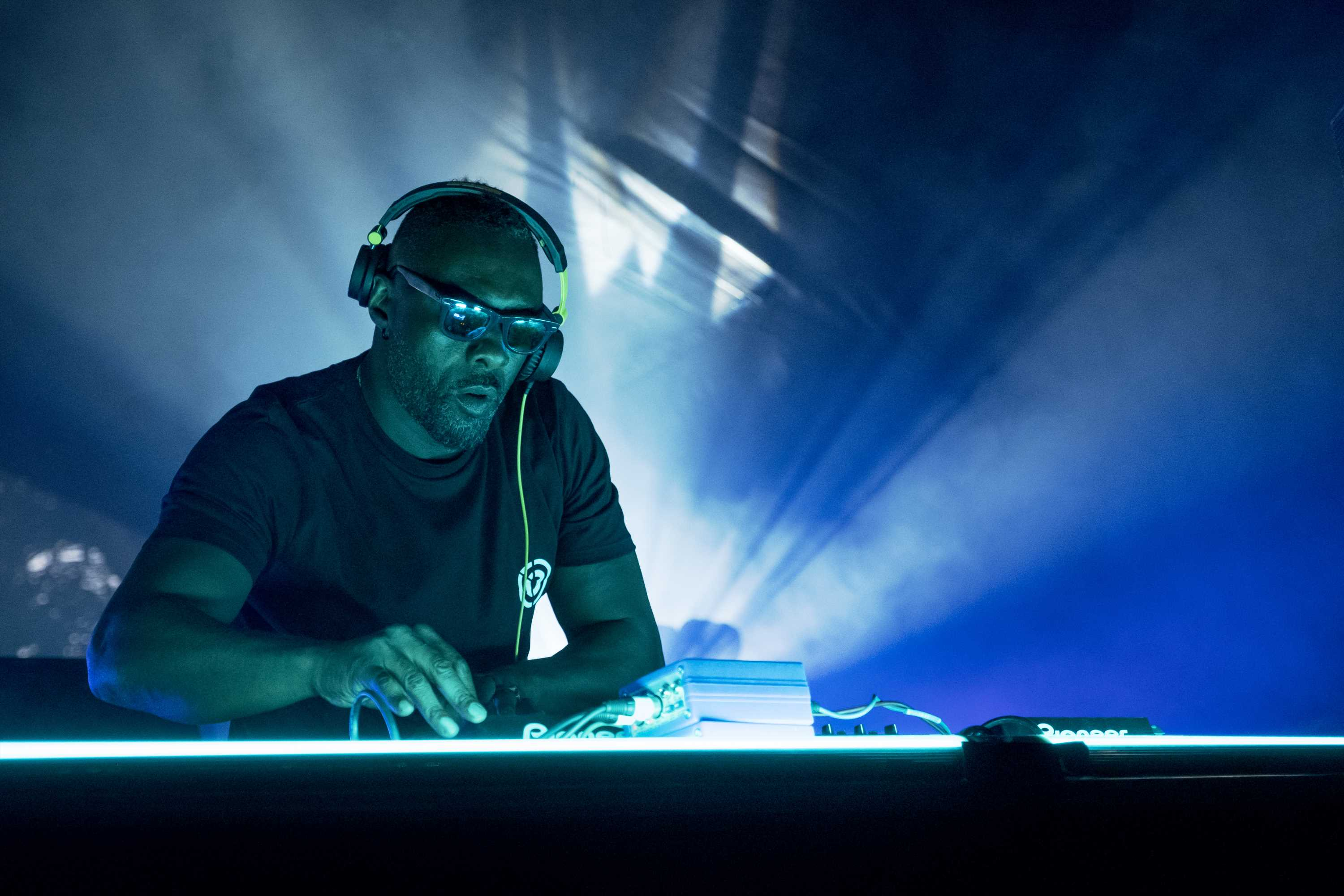 Idris Elba Loves Being a DJ So Much, He Keeps Making TV Shows and Movies About It