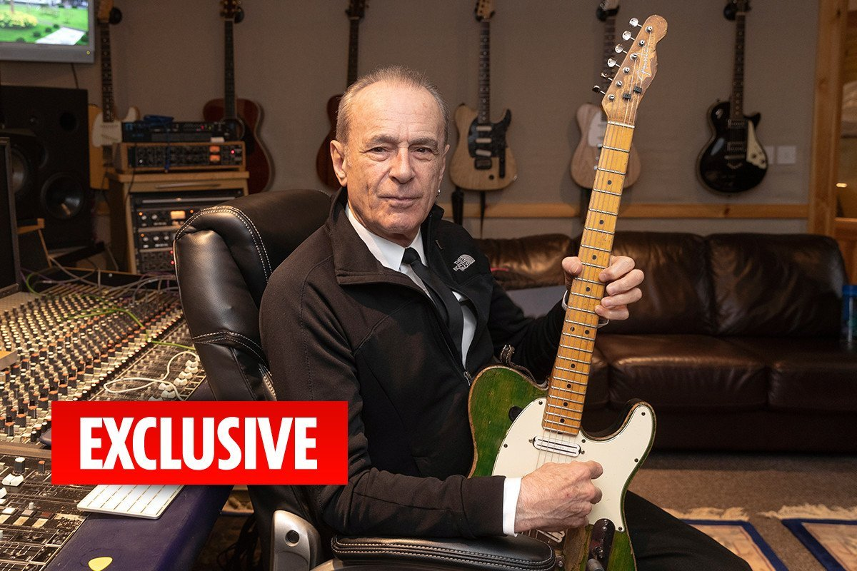 Status Quo legend Francis Rossi on sniffing coke every day for FOUR years and bedding nearly 1,000 women