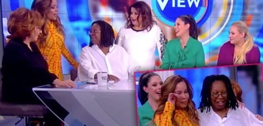 Whoopi Goldberg Makes Surprise Appearance On 'The View' After Septic Pneumonia Battle