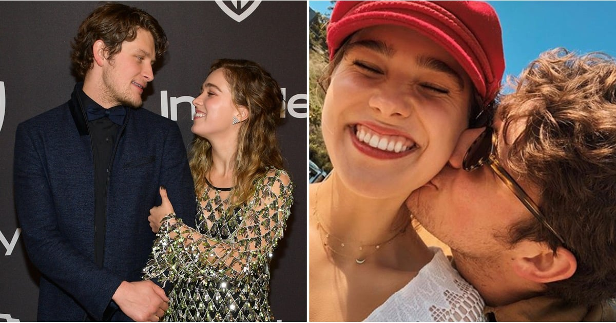These Cute Pictures of Haley Lu Richardson and Brett Dier Will Slap a Silly Grin on Your Face