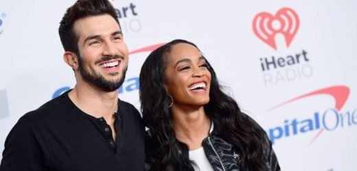 Rachel Lindsay's Biggest Pet Peeve About Her Fiancé Bryan Is a Tale We've Heard 100x
