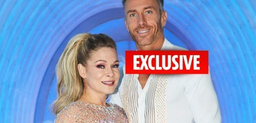 Dancing on Ice champ James Jordan undergoing major operation to regain the full use of his arm after agonising injury on the show