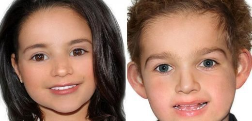 Who will Meghan Markle and Prince Harry's baby look like? A forensic artist provides us with a glimpse of the future royal