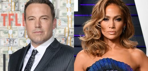 Ben Affleck Tried Ex Jennifer Lopez's 10-Day Challenge Diet