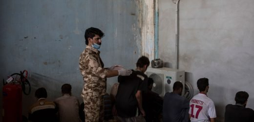 Hundreds of Iraqi IS child suspects arrested, sentenced in 'unfair' trials