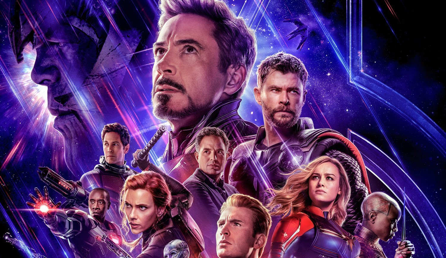 'Avengers: Endgame' Official Trailer Features Captain Marvel – Watch Now!
