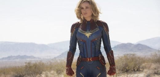 'Captain Marvel' Powers to $78 Million in Early International Box Office