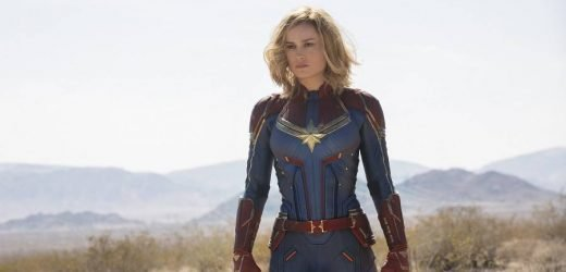 Box Office: 'Captain Marvel' Soars In Second Weekend, 'Captive State' Flops