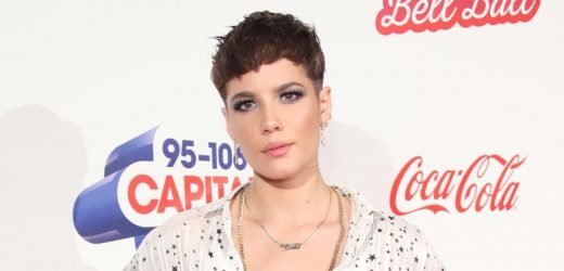 Cross My Heart and Hope to Die, Halsey's New Pink Hair Is Her Best Style Yet