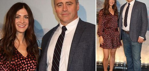 Who is Matt LeBlanc's girlfriend Aurora Mulligan and how did the Top Gear presenter meet her?