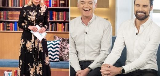 Holly Willoughby will MISS This Morning tomorrow – and Rylan Clark Neal will step in to present alongside Phillip Schofield instead