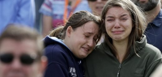 'It's going to take a long time for people to get over it': survivors humbled by support