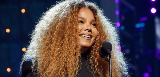 Janet Jackson Encourages the Rock and Roll Hall of Fame to Induct More Women in Moving Speech