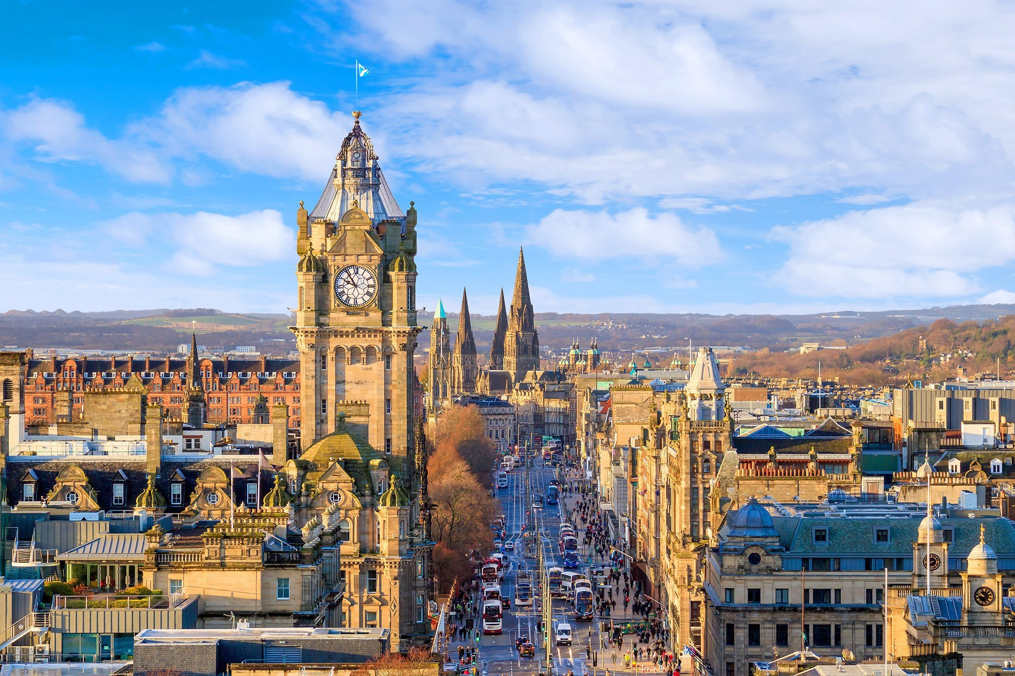 Edinburgh shows how to host a perfect family vacation