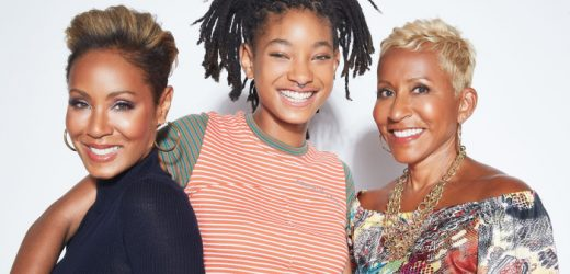 Facebook Renews Jada Pinkett Smith's 'Red Table Talk,' Inks New Spotify Pact to Play Songs From User Profiles