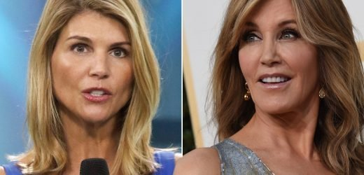 Lori Loughlin, Felicity Huffman become Twitter joke amid college admissions scandal