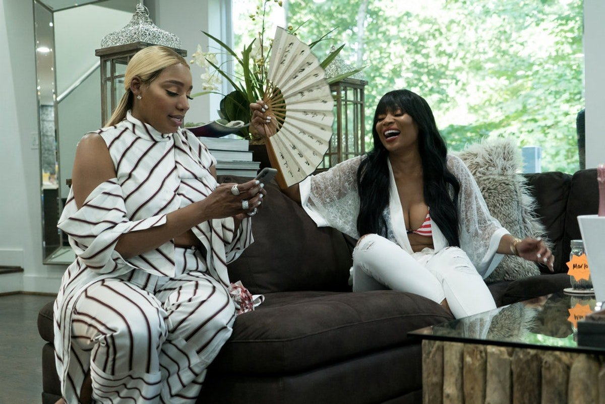 Marlo & NeNe's Friendship Extends Way Beyond The 'RHOA' Universe