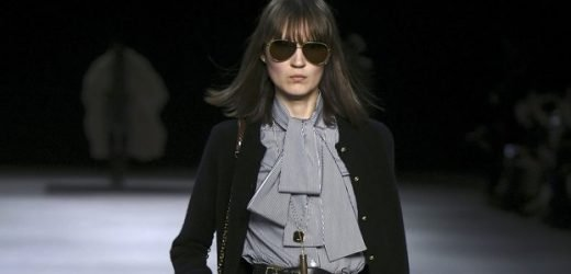 Hedi Slimane's Unexpectedly Sweet Turn at Celine